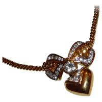 Nina Ricci Chain with heart pendant
