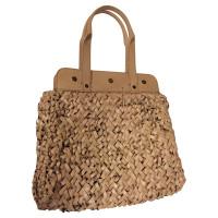 Schumacher Bag in the wicker design