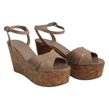 Sergio Rossi Plateau sandals