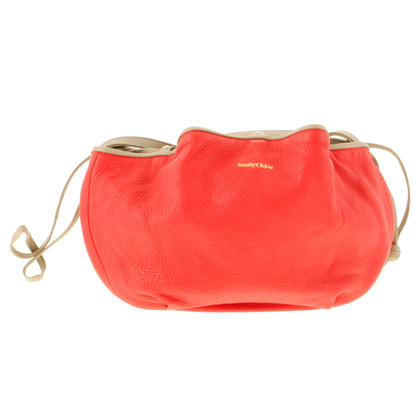 See by Chloé Rote Beuteltasche