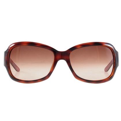 Christian Dior Mottled sunglasses