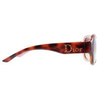 Christian Dior Gevlekt zonnebril