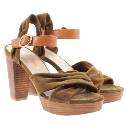 Robert Clergerie Sandals with plateau
