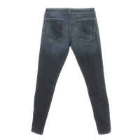 "Current Elliott Jeans ""The Cropped Legging Long Zip"""