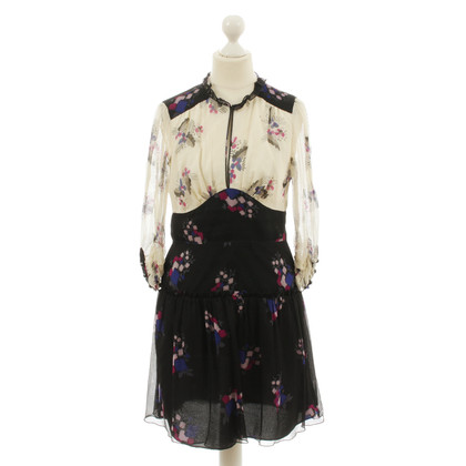Anna Sui Dress with a floral pattern