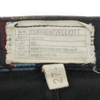 "Current Elliott Jeans ""The Stiletto"""