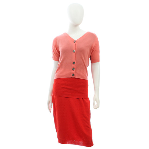 21ed95806416 Louis Vuitton Knit dress and jacket - Second Hand Louis Vuitton Knit ...