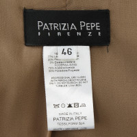 Patrizia Pepe Brown coat