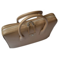 Bogner Taupe leather bag