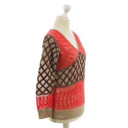 Marc Jacobs Crochet sweater
