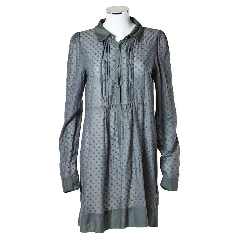 Andere merken Grijs shirt jurk