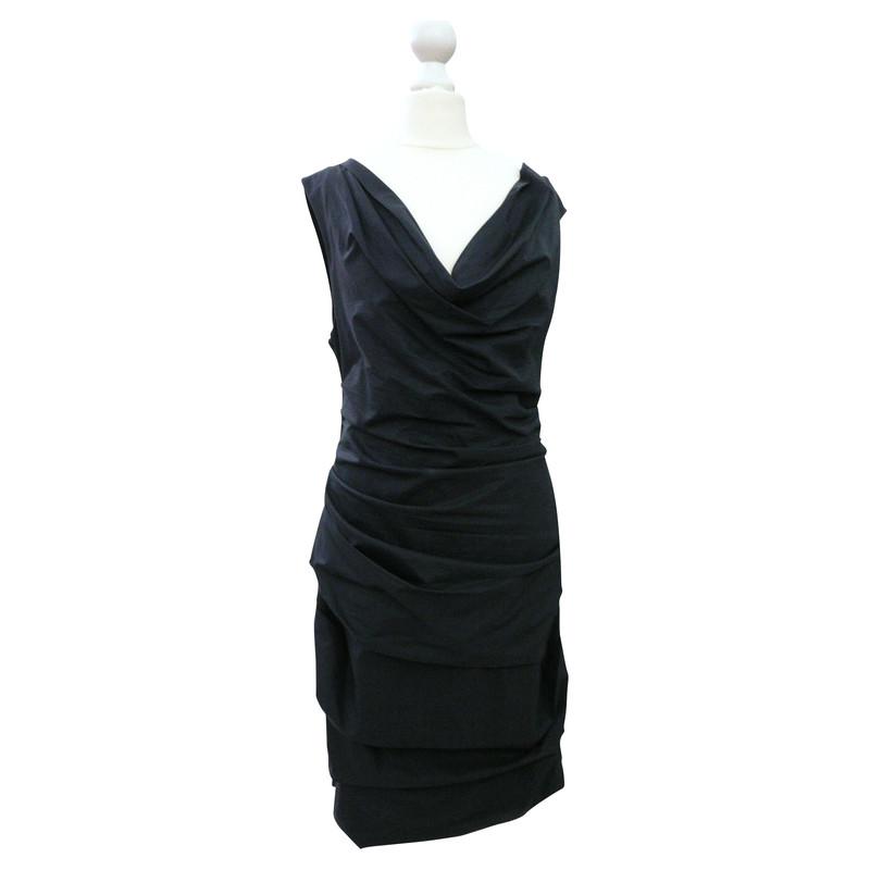Vera Wang Dress with Ruffles