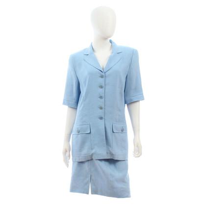 Rena Lange Costume blu chiaro
