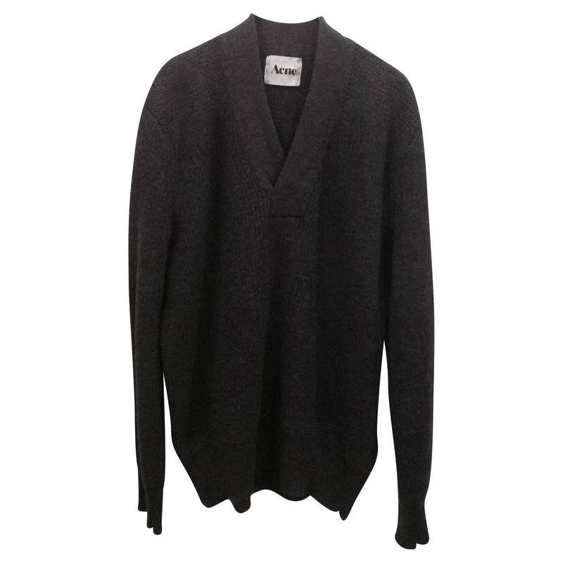 Acne Grey sweater