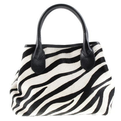 dkny tasche im zebra design second hand dkny tasche im. Black Bedroom Furniture Sets. Home Design Ideas