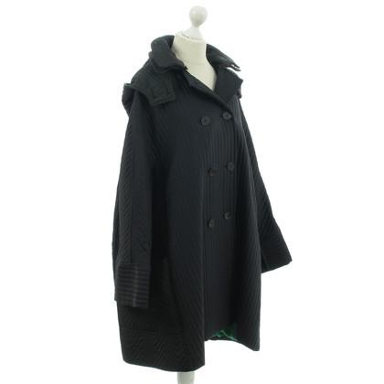 Kenzo Mantel mit Kapuze