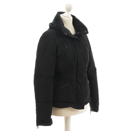 René Lezard Black down jacket