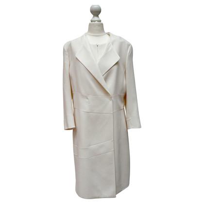 Akris Mantel mit Kleid