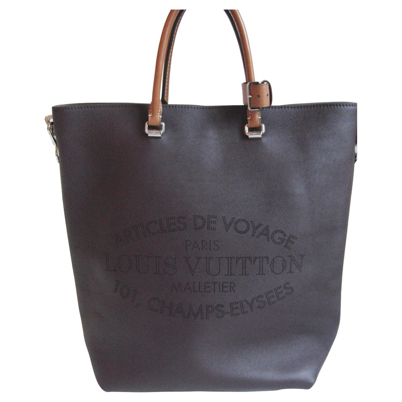 Louis Vuitton Flore GM Veau cashmere