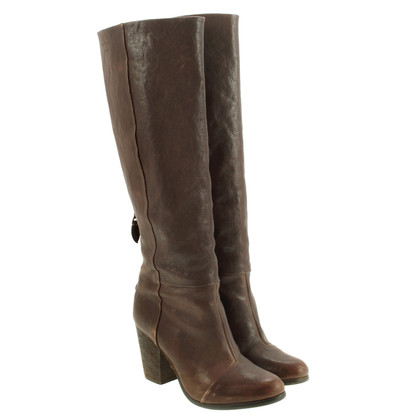 Rag & Bone Brown leather boots