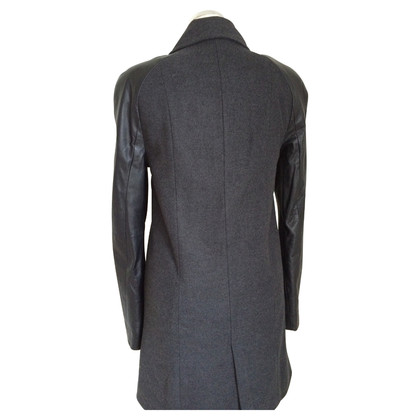 Gestuz Coat in dark grey