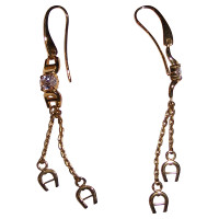 Aigner Golden earrings