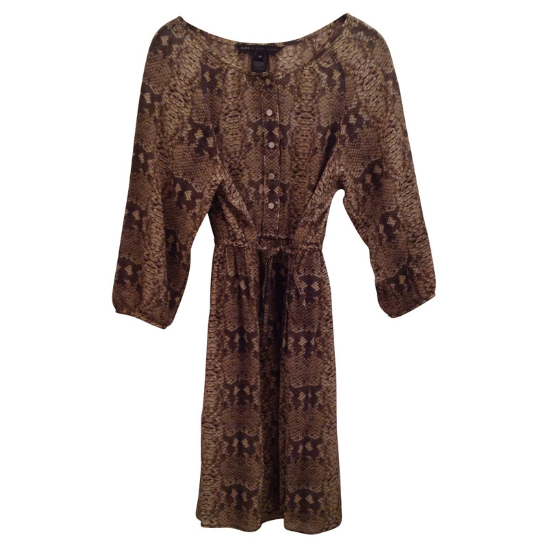 Marc by Marc Jacobs Dress with snake print