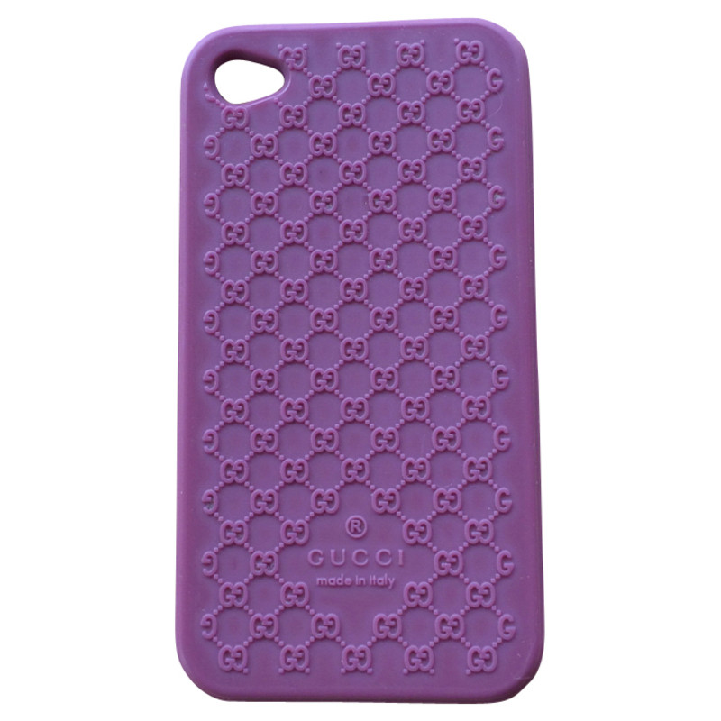 Gucci Hülle iPhone 4 / 4S Silicon - Case