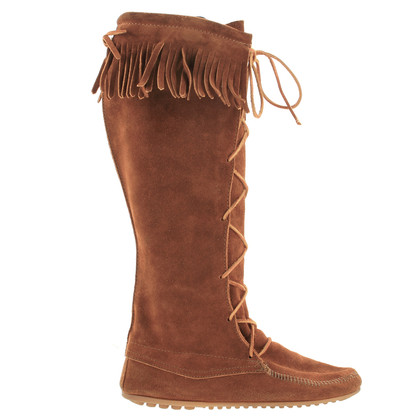 Minnetonka Lace-up laars