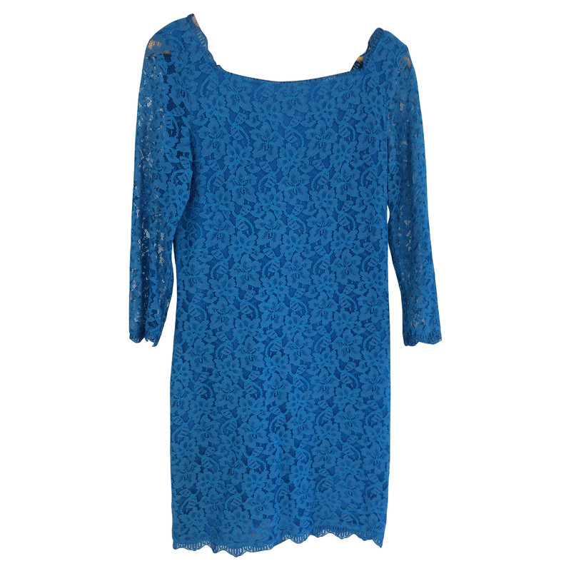 "Diane von Furstenberg Lace dress ""Zacharias"""