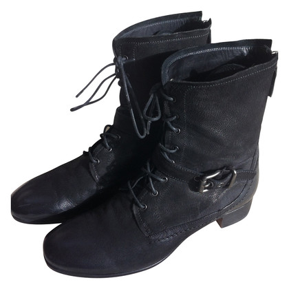 Prada Ankle boots with lacing