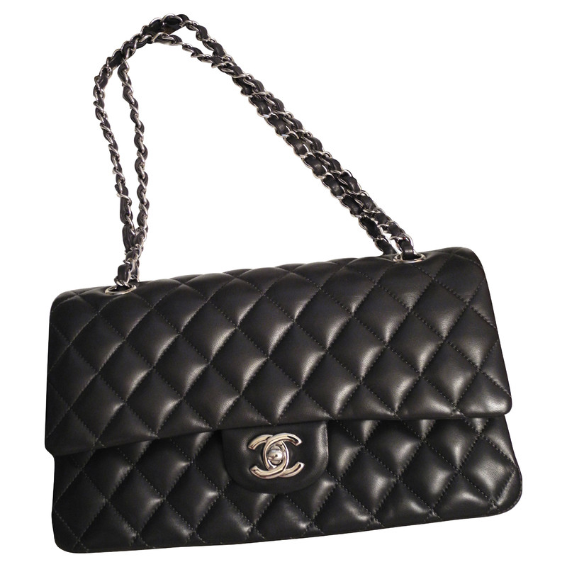 Chanel Timeless Double Flap