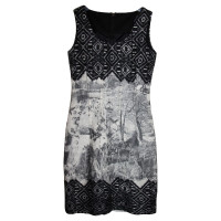 Marc Cain Wool dress with print