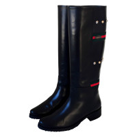 Gucci Riding boots in black