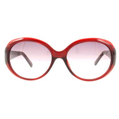 Loewe Sunglasses in Burgundy