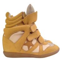 Isabel Marant Yellow basket