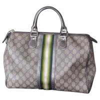 """Gucci Limited Edition vreugde Boston """"Green Stripe"""""""