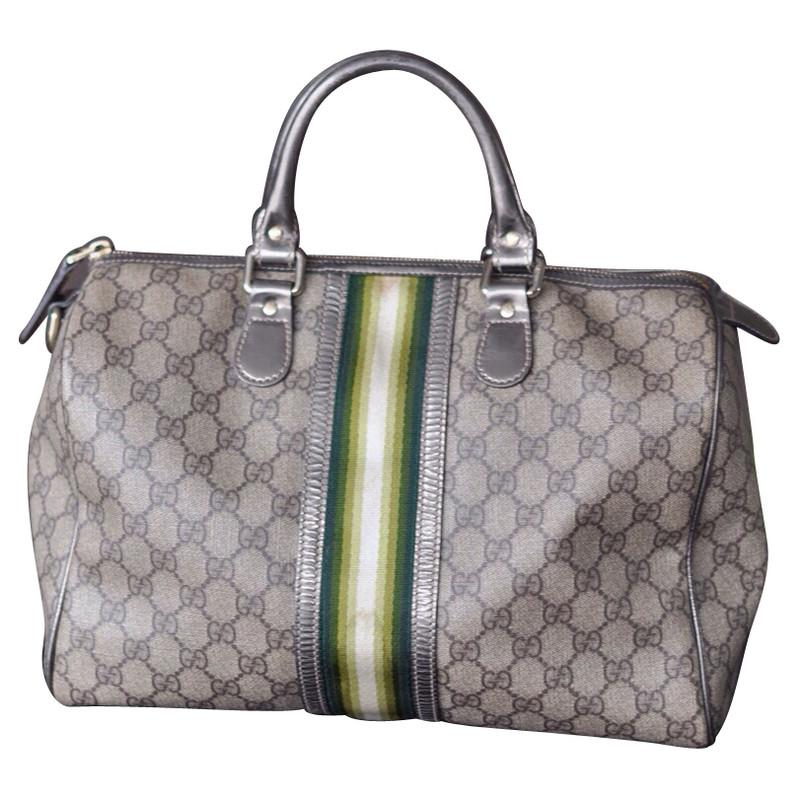 "Gucci Limited Edition joy Boston ""Green Stripe"""