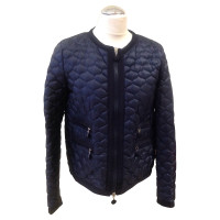 Moncler Quilted Jacket in blue