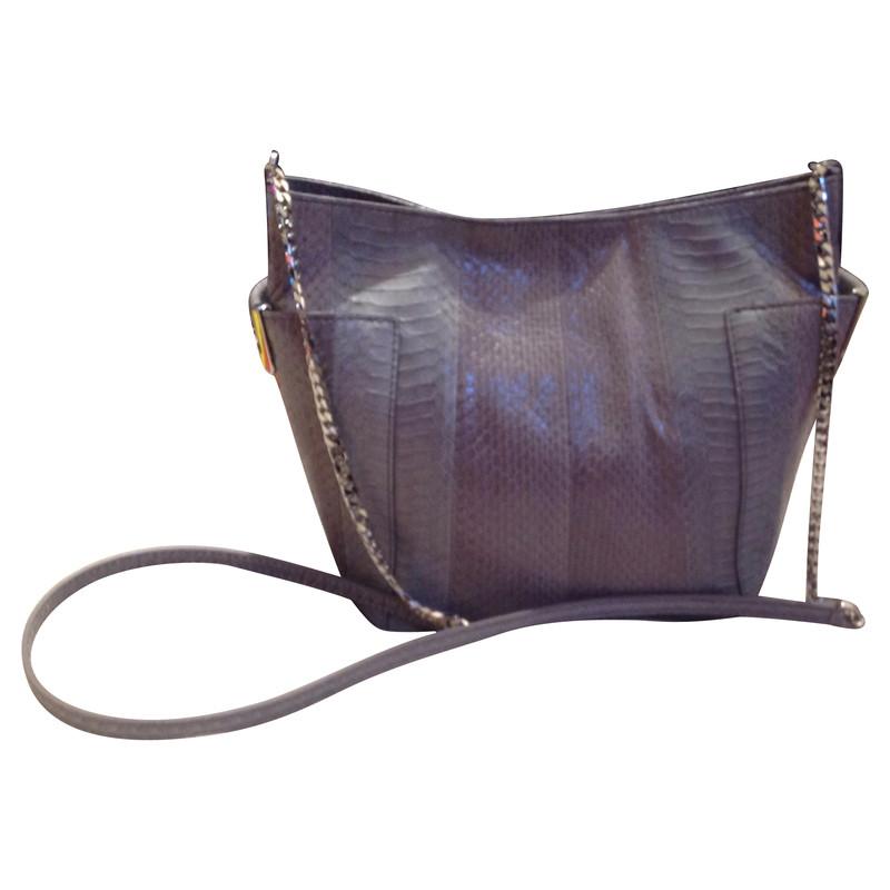 Jimmy Choo Bag with snakeskin