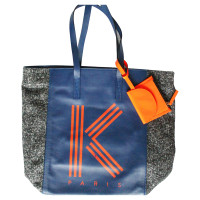 Kenzo Shoppers with logo