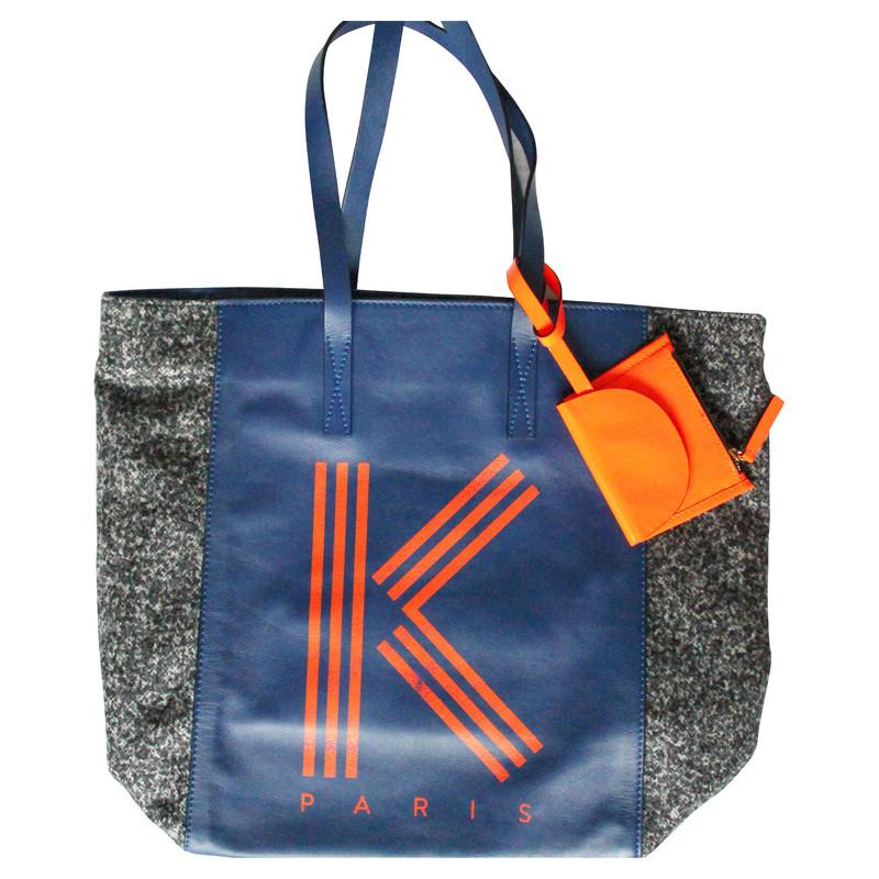 Kenzo Shopper mit Logo