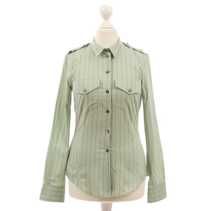 Paul Smith Blouse met strepen en epaulettes