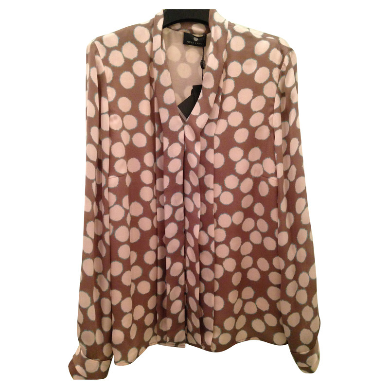 Rena Lange Blouse with points