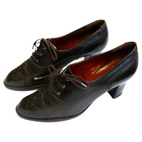 Yves Saint Laurent Lace-up shoes with heels