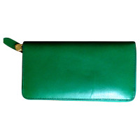 Ralph Lauren Clutch in Grün