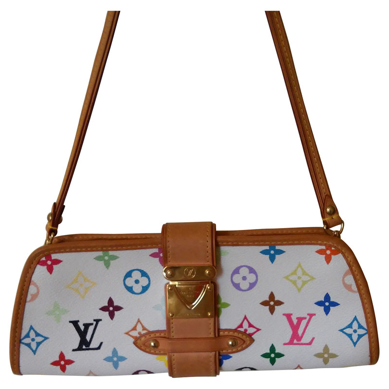 Louis Vuitton Clutch Multicolour