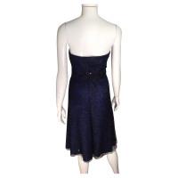 Armani Blue cocktail dress