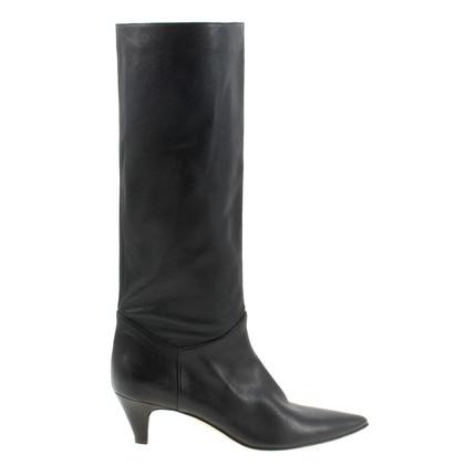 L'autre Chose Zwarte laarzen