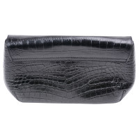 Moschino Clutch in Schwarz